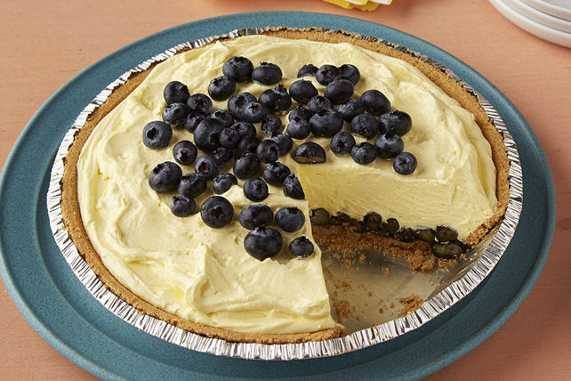 Lemon-Blueberry Pie Image 1