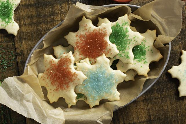 Biscuits au sucre à l'emporte-pièce Image 1
