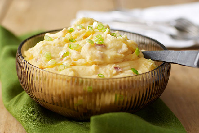 Cheesy Mashed Potatoes Image 1
