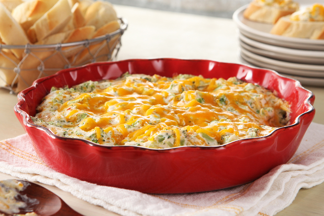 Hot Broccoli-Cheese Dip Image 1