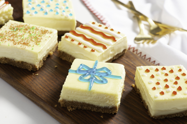 Holiday Cheesecake Presents Image 1