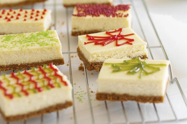 Gâteaux-cadeaux au fromage festifs Image 1