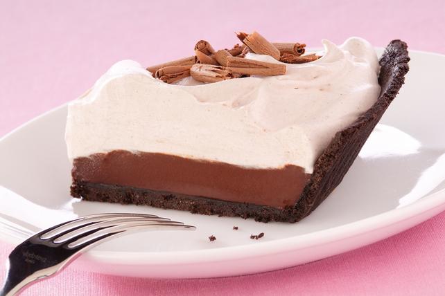 BAKER'S ONE BOWL Mocha Truffle Pie Image 1
