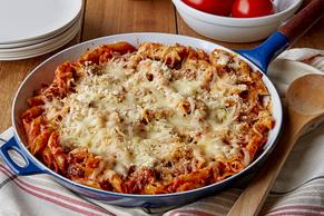 Easy Pasta Skillet