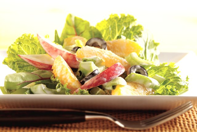 Creamy Orange Salad Image 1