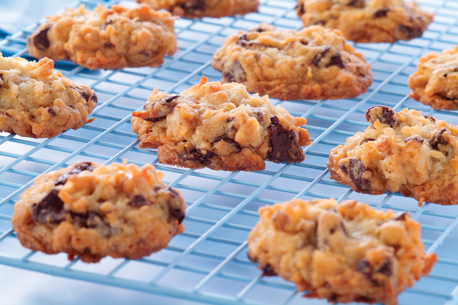 Chocolate Chip-Coconut Cookie Recipe Image 1