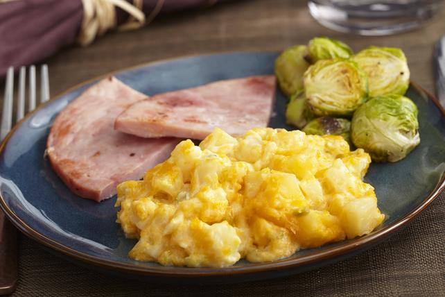 Casserole de pommes de terre et de fromage éclair Image 1