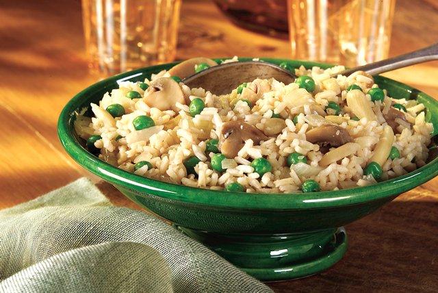 Mushroom-Rice Salad Image 1