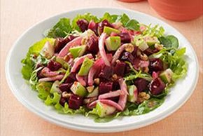 Autumn Beet Salad