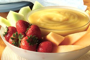 Fat Free Creamy Pudding Sauce