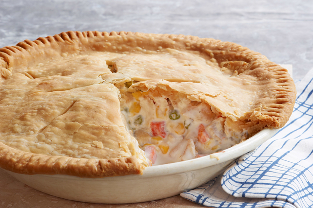 Homestyle Chicken Pot Pie Image 1