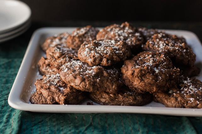 White Chocolate Chip Cookies Image 1