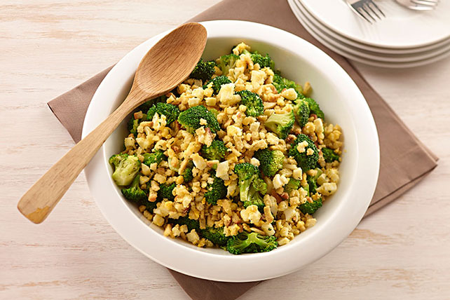 Broccoli Polonaise Image 1