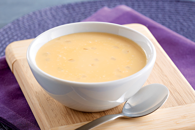 Creamy Beer Cheese Soup Image 1