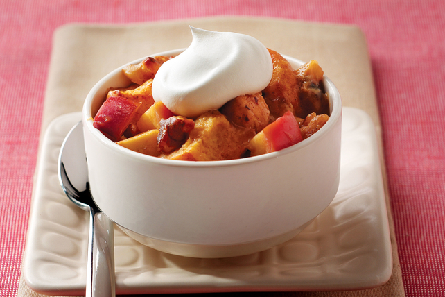 Apple Walnut Bread Pudding Image 1