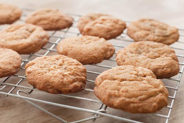 Biscuits au pouding, au caramel écossais et aux brisures de caramel Image 1