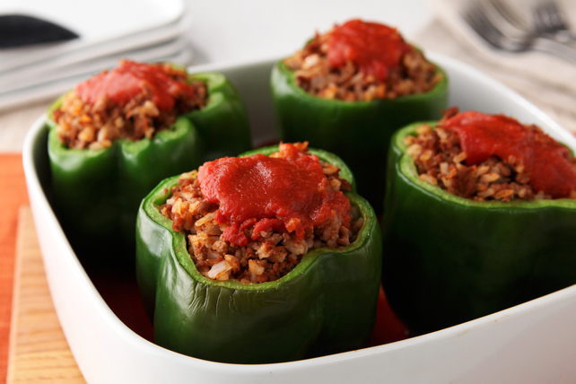 Stuffed Bell Peppers Image 1
