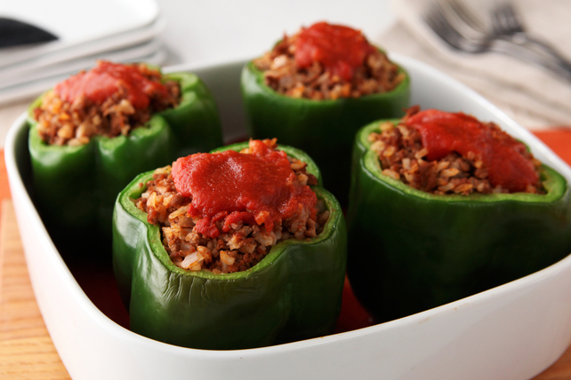Classic Stuffed Peppers Image 1