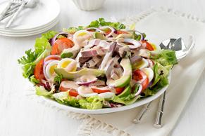 Bountiful Beef Salad