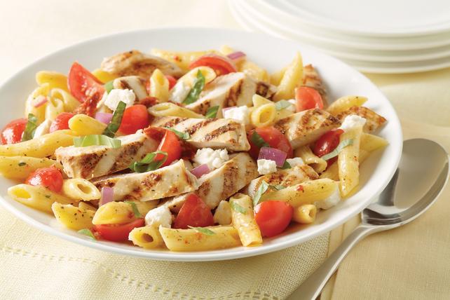 Bistro chicken pasta salad kraft recipes for Cold pasta salad ideas