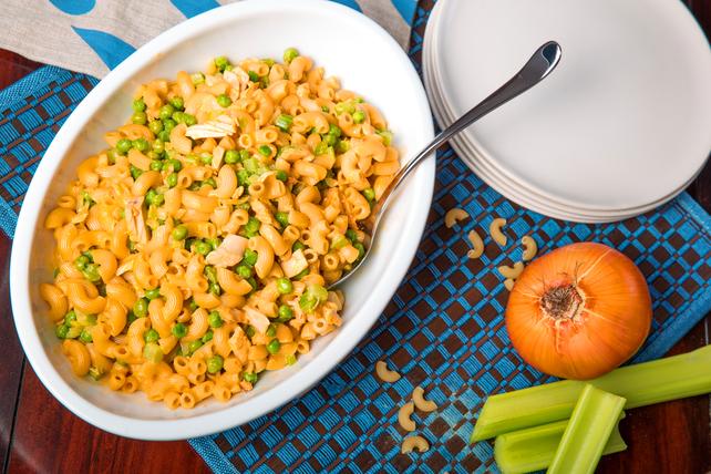 Cheesy Tuna Mac Image 1
