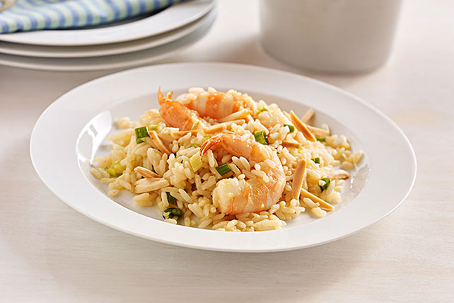 Ginger-Citrus Shrimp and Rice Image 1