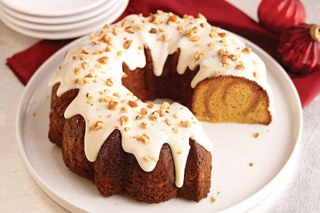 French Vanilla-Caramel Cake Image 1