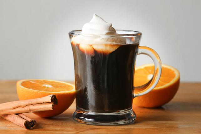 Spiced Orange Coffee Image 1