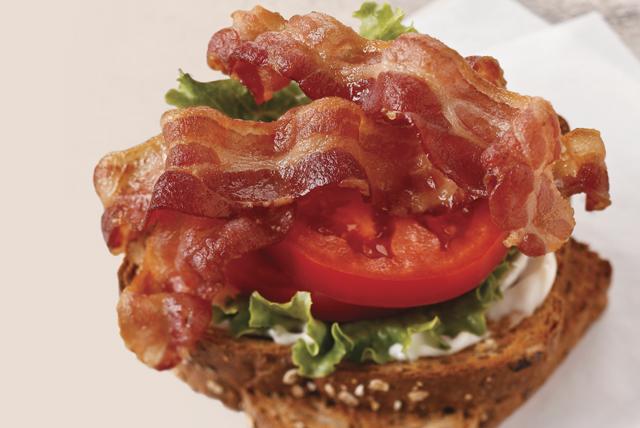 Bacon, Lettuce & Tomato Sandwich Image 1