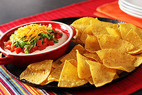 2-Step Taco Dip