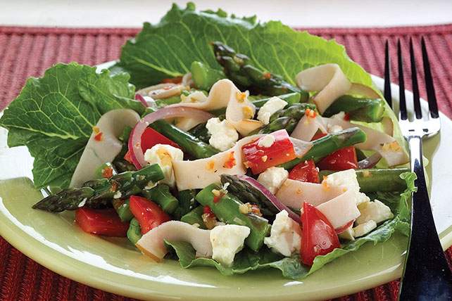 Smoked Turkey & Feta Salad Image 1