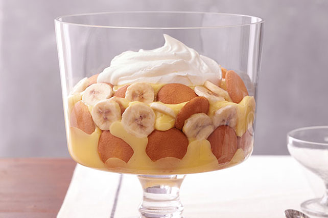 Easy Southern Banana Pudding Image 1