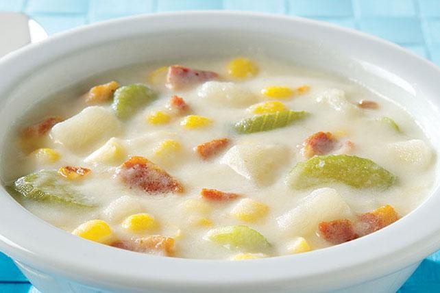 Sassy Potato Corn Chowder Image 1