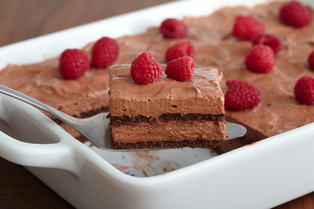 Creamy Chocolate Bars Image 1