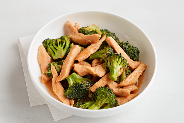 Chicken and Broccoli Dijon Image 1
