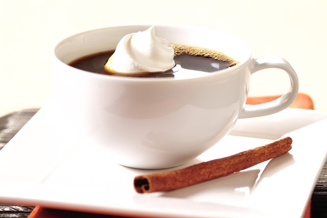 Maple-Cinnamon Coffee