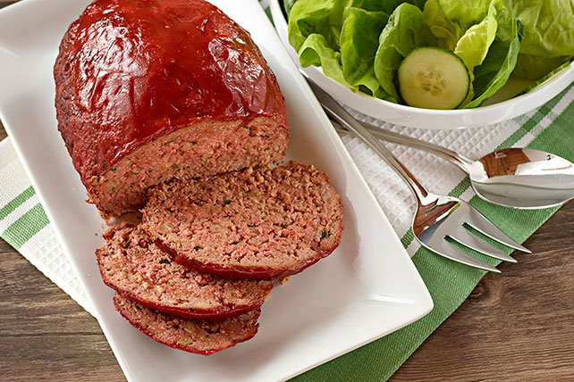 Italian Style Meatloaf Image 1