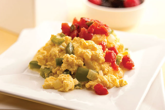 Morning Tex-Mex Scramble