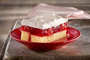 Cherry-Pound Cake Dessert