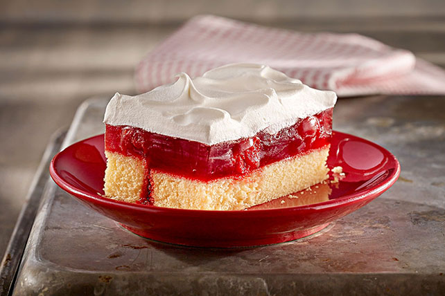 Cherry-Pound Cake Dessert Image 1