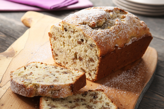 Lemon-Walnut Tea Loaf Image 1