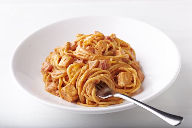 VELVEETA® Italian Chicken Spaghetti Image 1