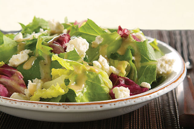 Mixed Greens with Mediterranean Vinaigrette Image 1