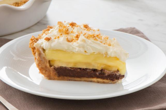 pie Black bottomed