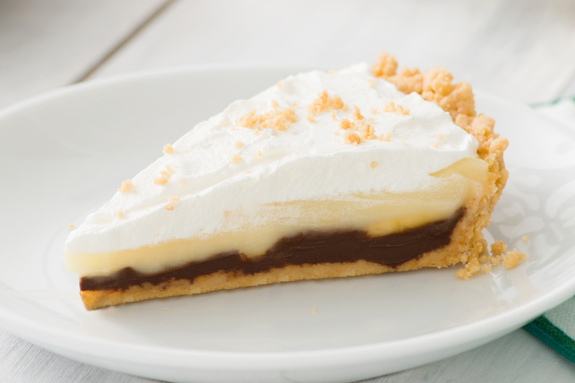 Black-Bottom Banana Cream Pie Image 1