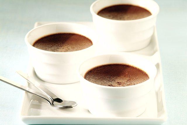 Chocolate Pots de Creme Image 1