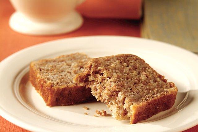 Applesauce Cinnamon Bread Image 1