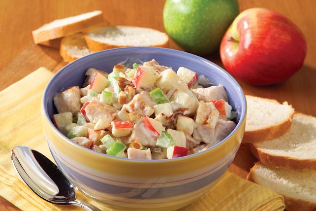 Chunky Chicken-Apple Salad Image 1