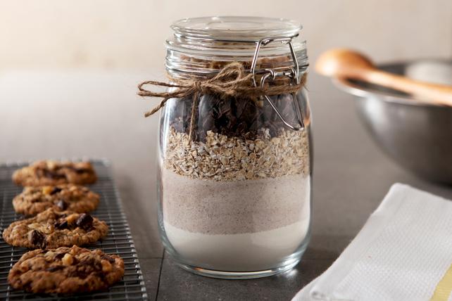 Mélange à biscuits aux morceaux de chocolat et à la vanille française Image 1
