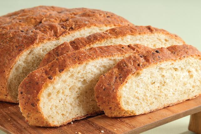 Easy Onion-Dill Bread Image 1
